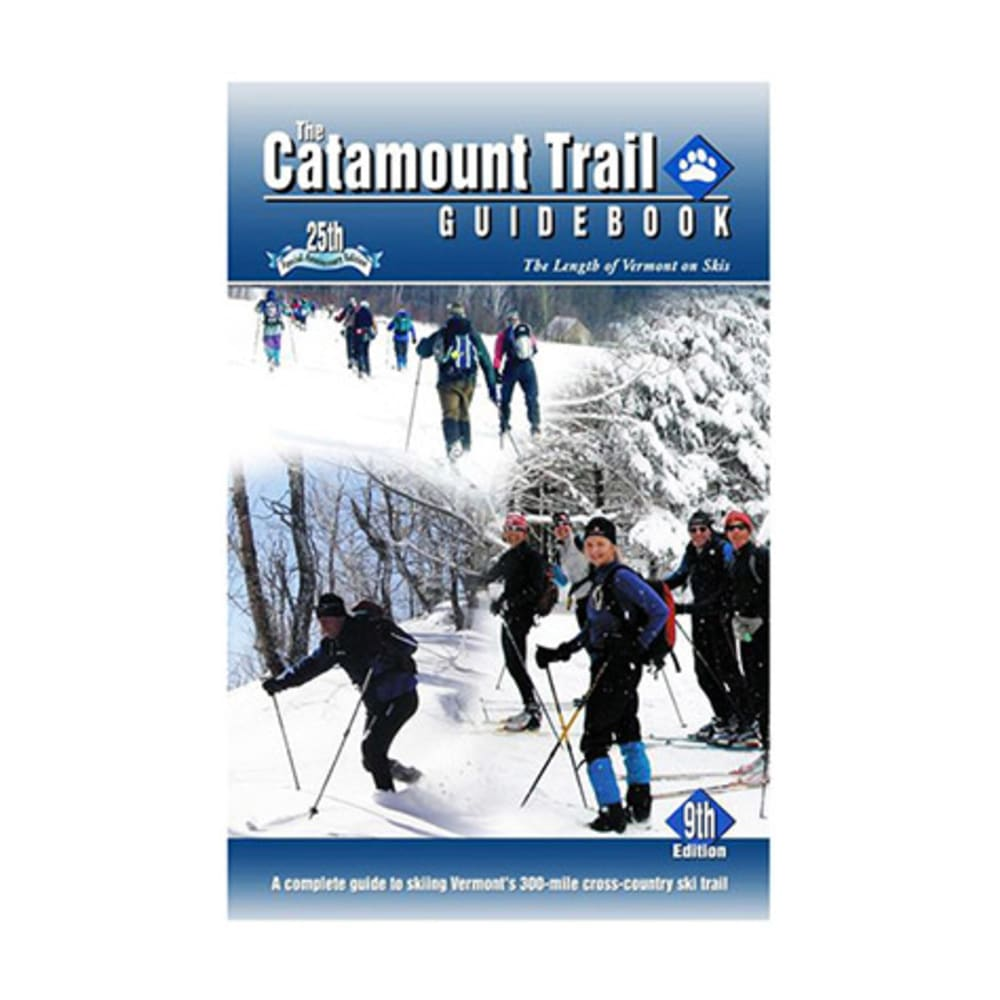 The Catamount Trail Guidebook - NONE