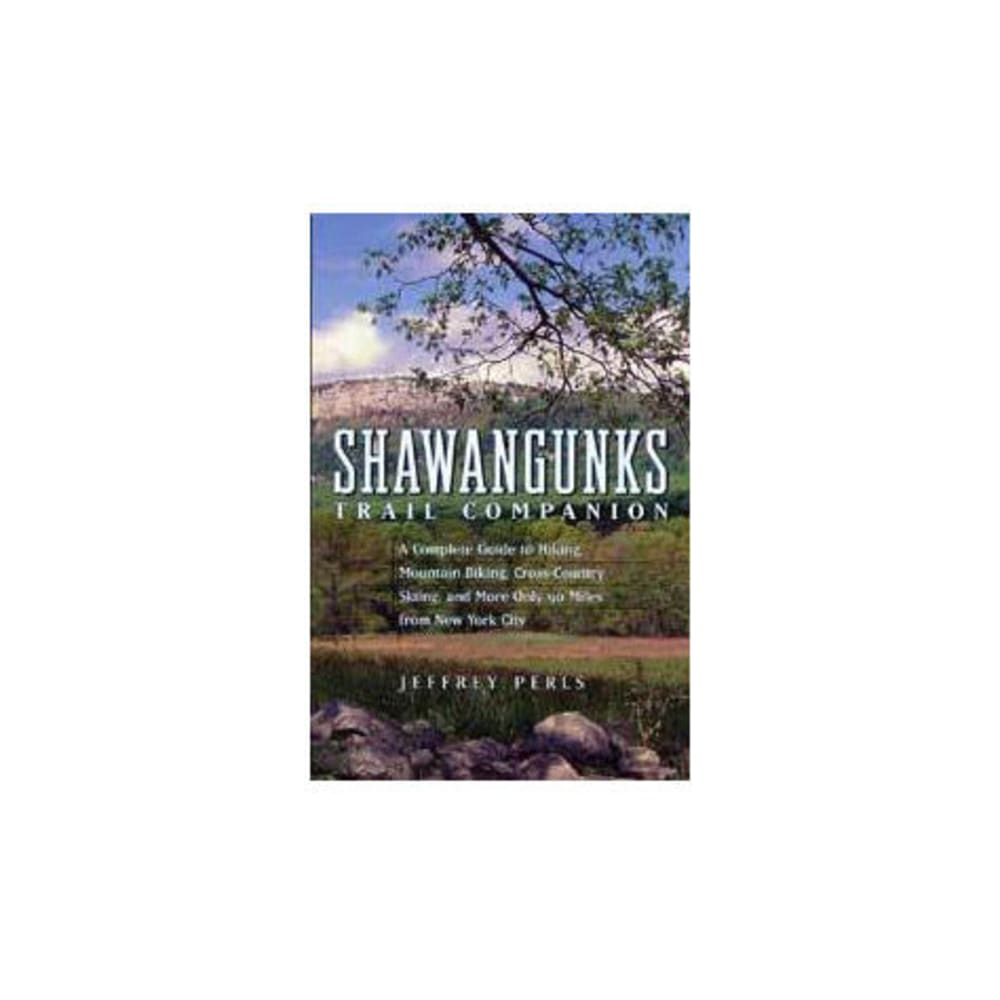 Shawangunks Trail Companion - NONE