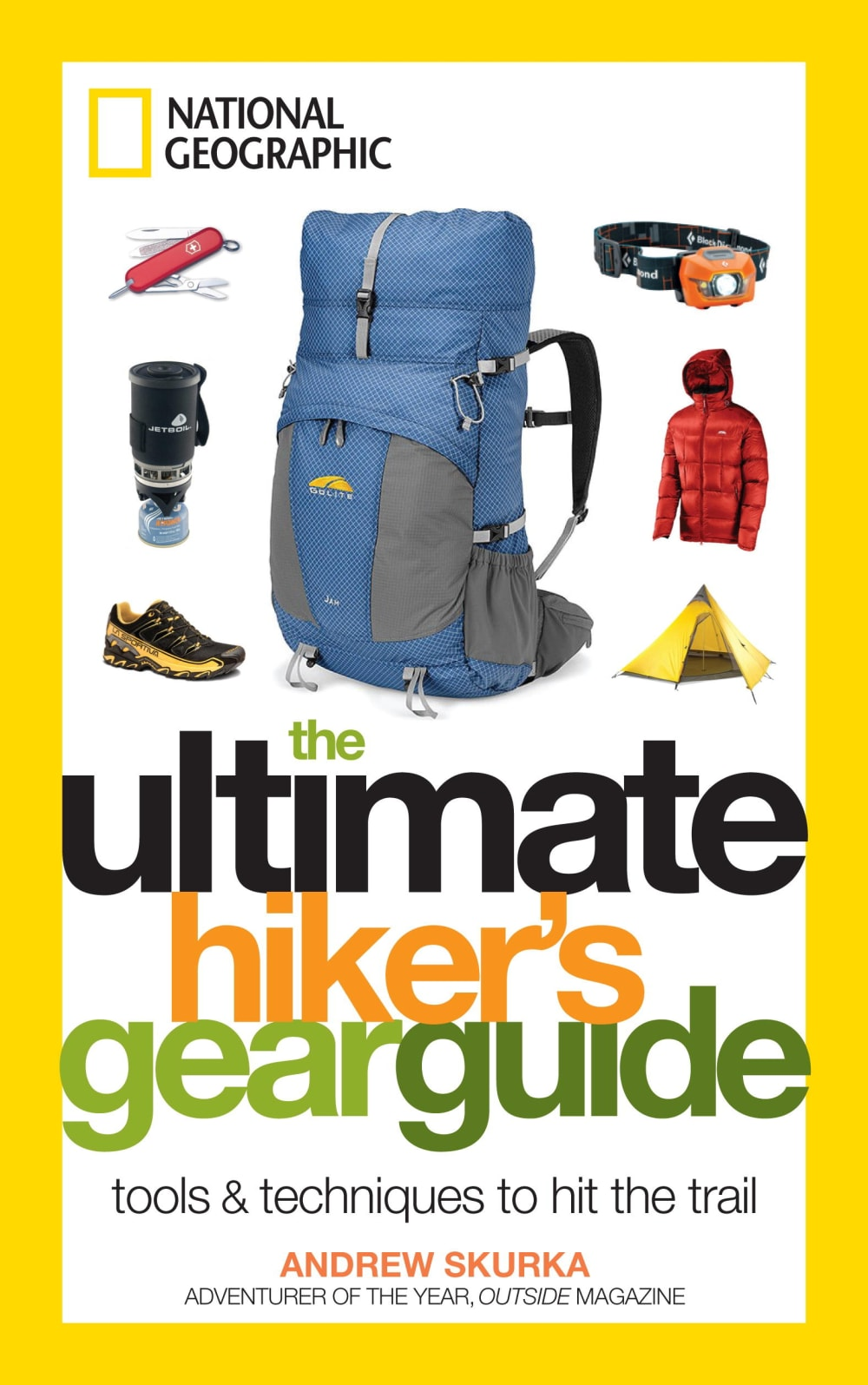 NAT GEO Ultimate Hikers Gear Guide - NONE