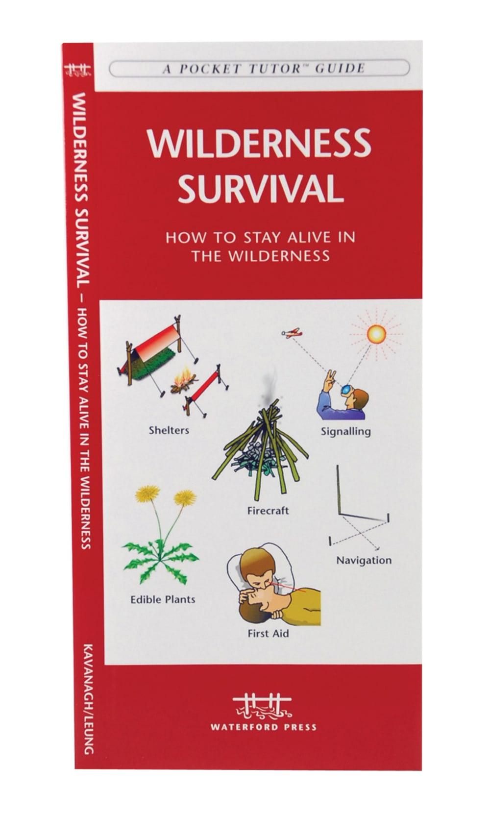 Wilderness Survival Pocket Guide - NONE