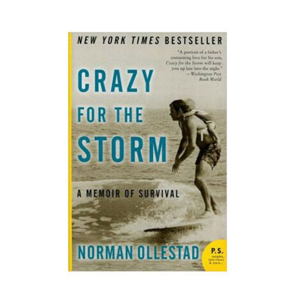 Crazy for the Storm - NONE