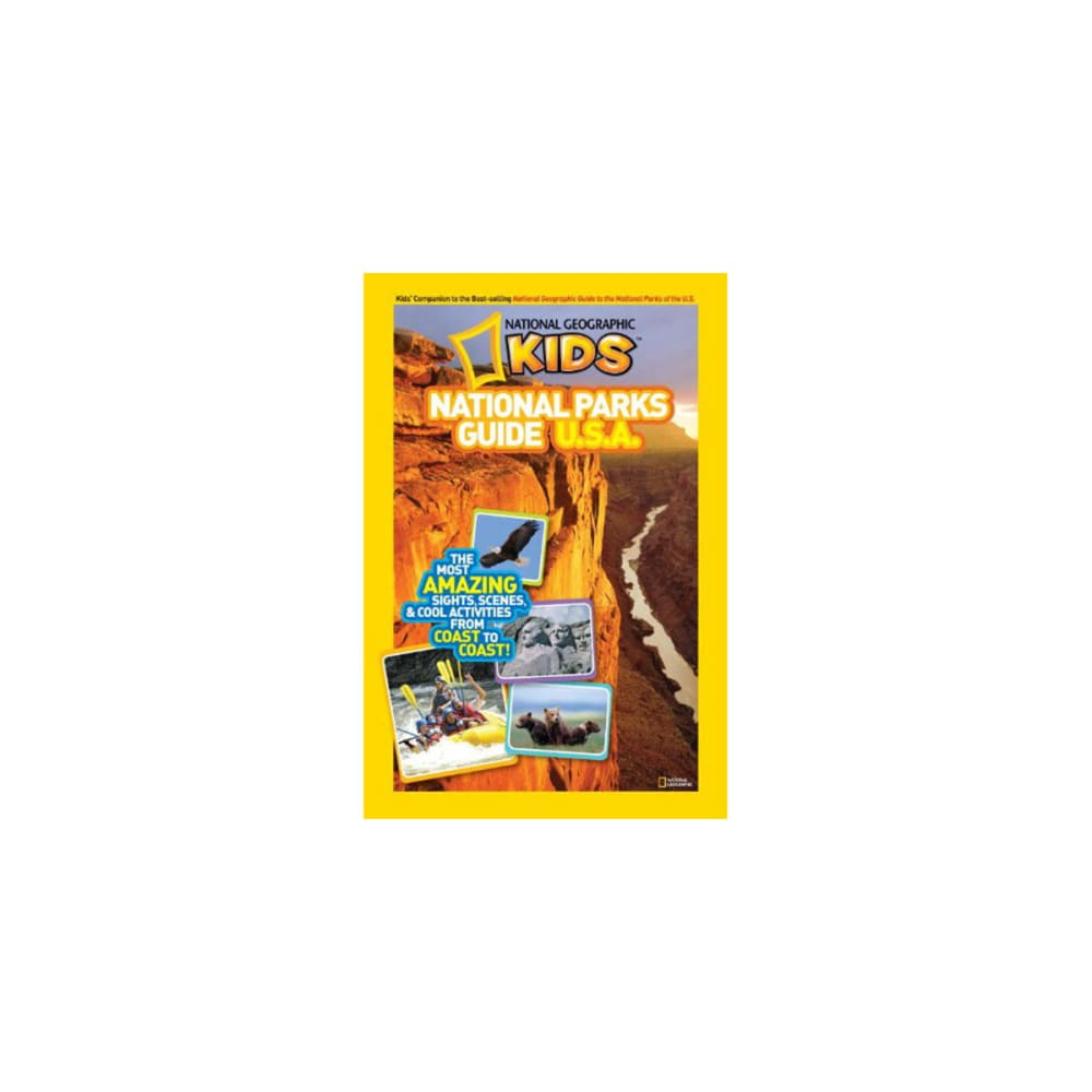 NAT GEO Kids National Parks Guide U.S.A. - NONE