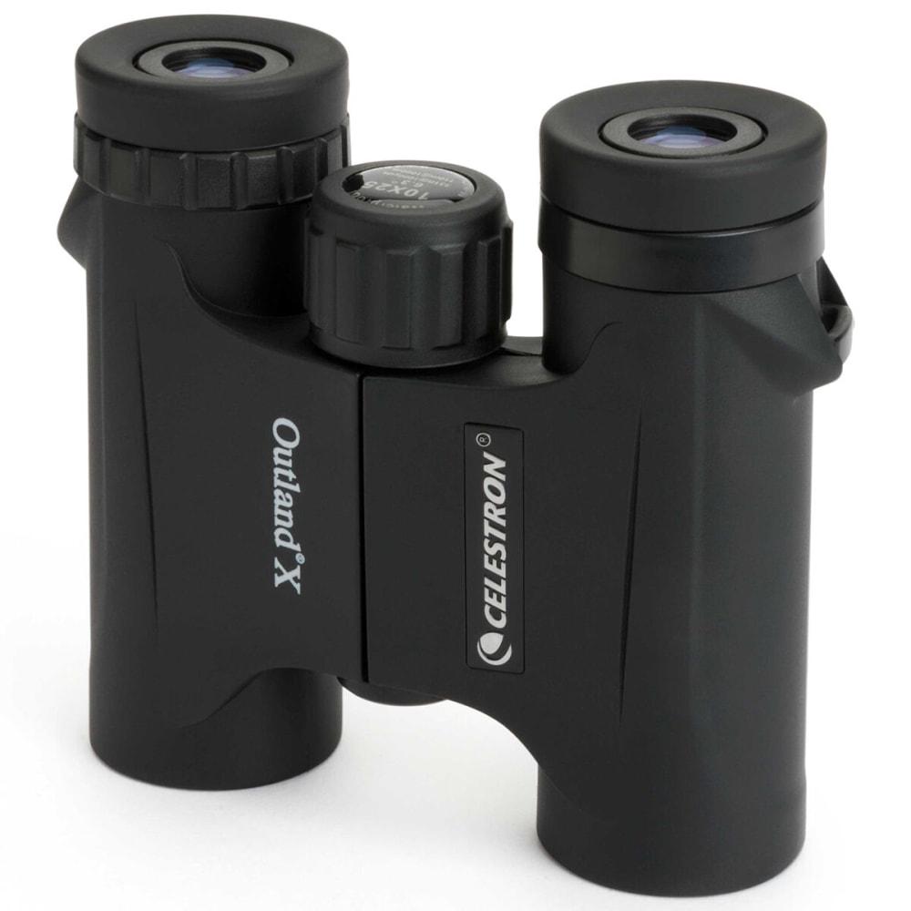 CELESTRON Outland 10x25 Binoculars - BLACK