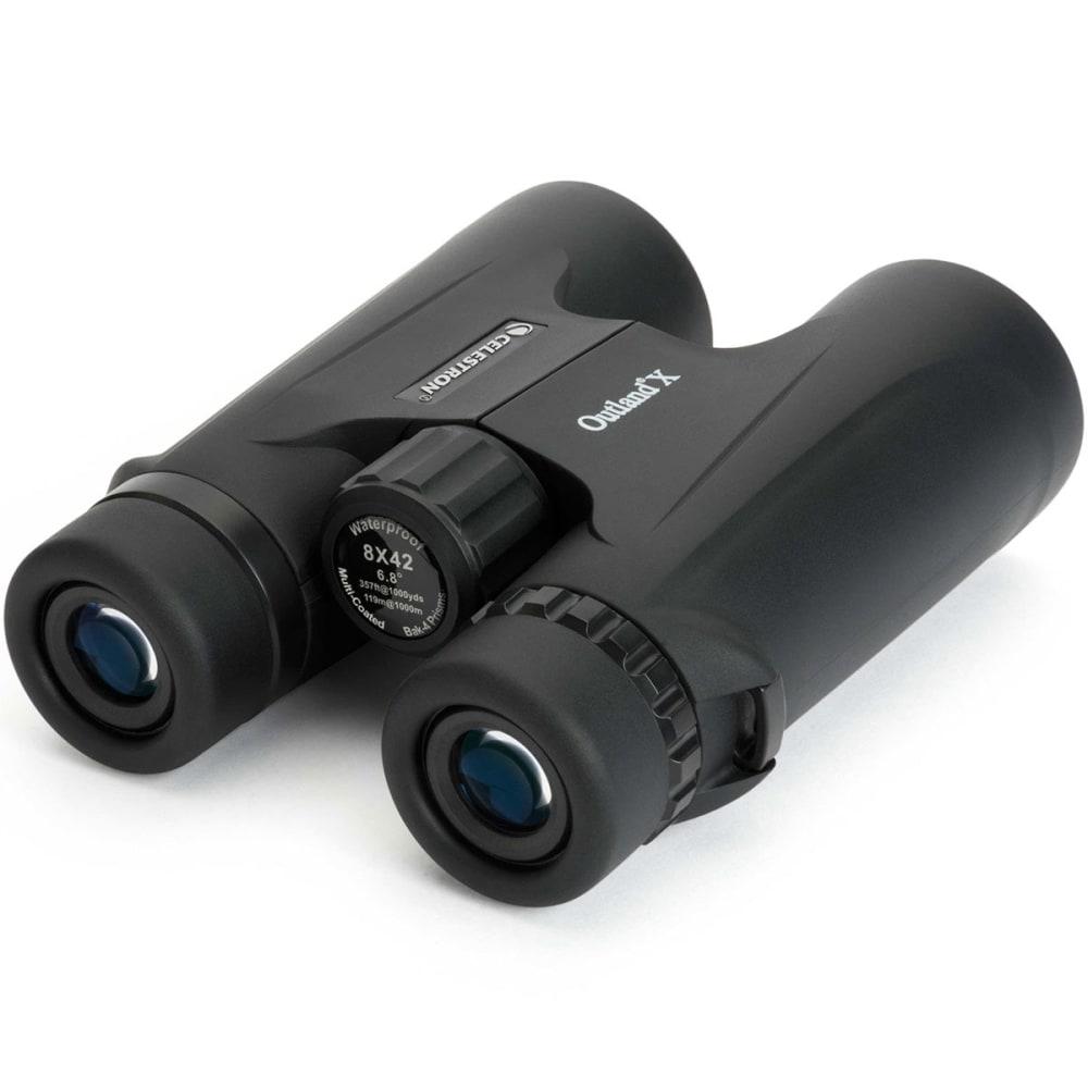 CELESTRON Outland Binoculars, 8 x 42 - BLACK