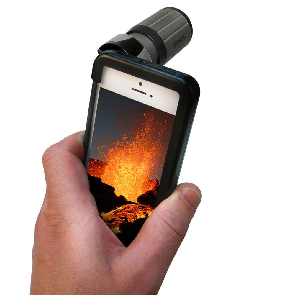 CARSON OPTICAL HookUpz Monocular Adapter for iPhone 5 - NONE