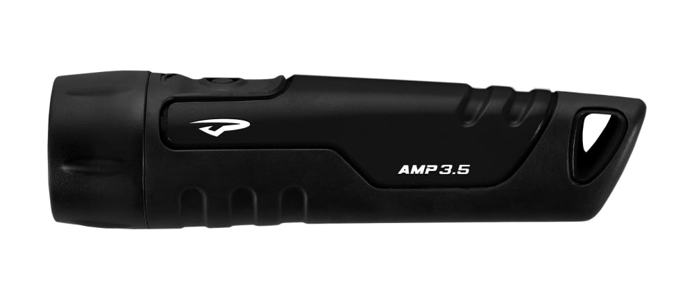 PRINCETON TEC Amp 3.5 Flashlight - BLACK