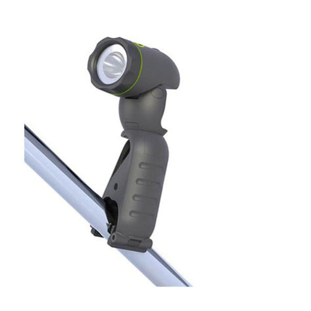 BLACKFIRE Clamplight Waterproof Flashlight - NONE