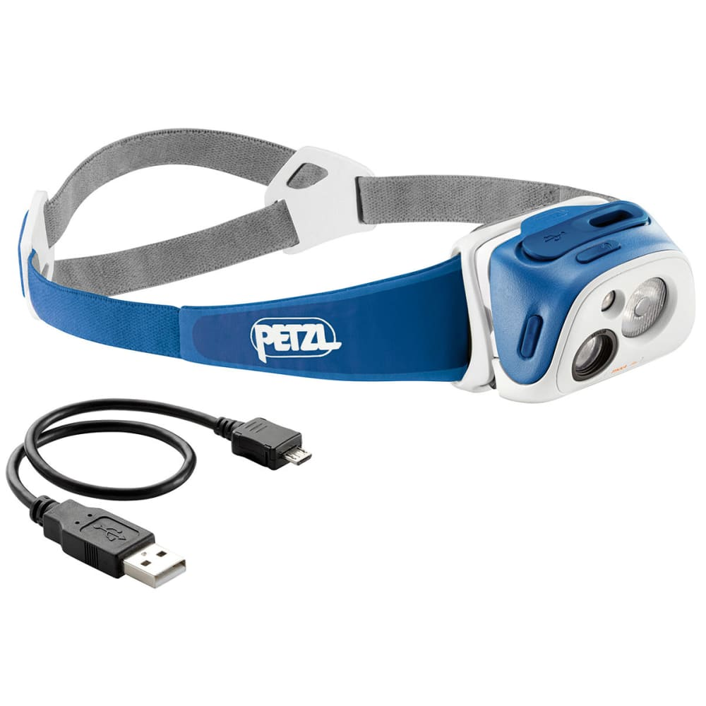 PETZL Tikka R+ Headlamp - BLUE