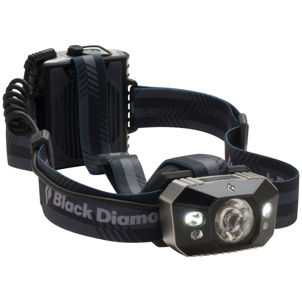 BLACK DIAMOND Icon-Polar Headlamp - BLACK