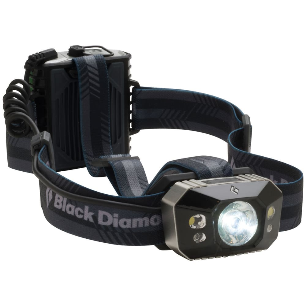 BLACK DIAMOND Icon-Polar Headlamp - BLACK