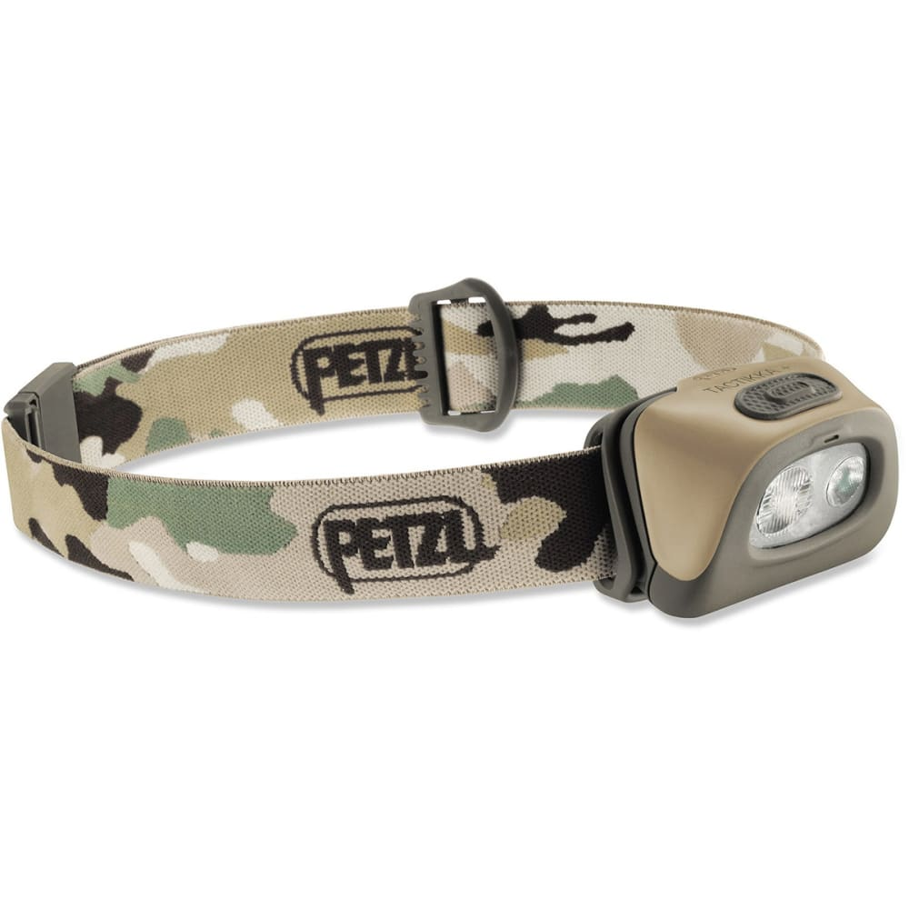PETZL TACTIKKA® + Headlamp - CAMO