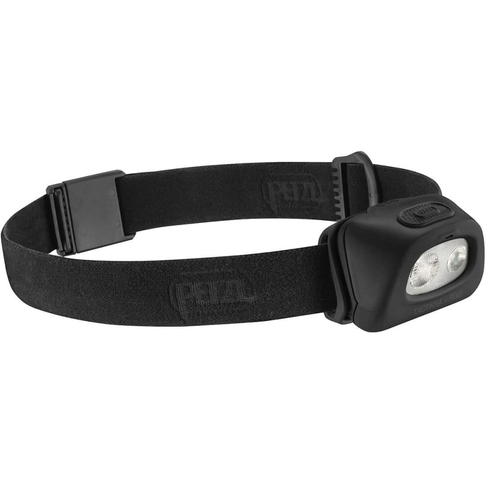 PETZL TACTIKKA® RGB Headlamp - BLACK