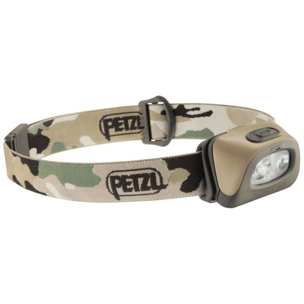 PETZL TACTIKKA® RGB Headlamp - CAMO