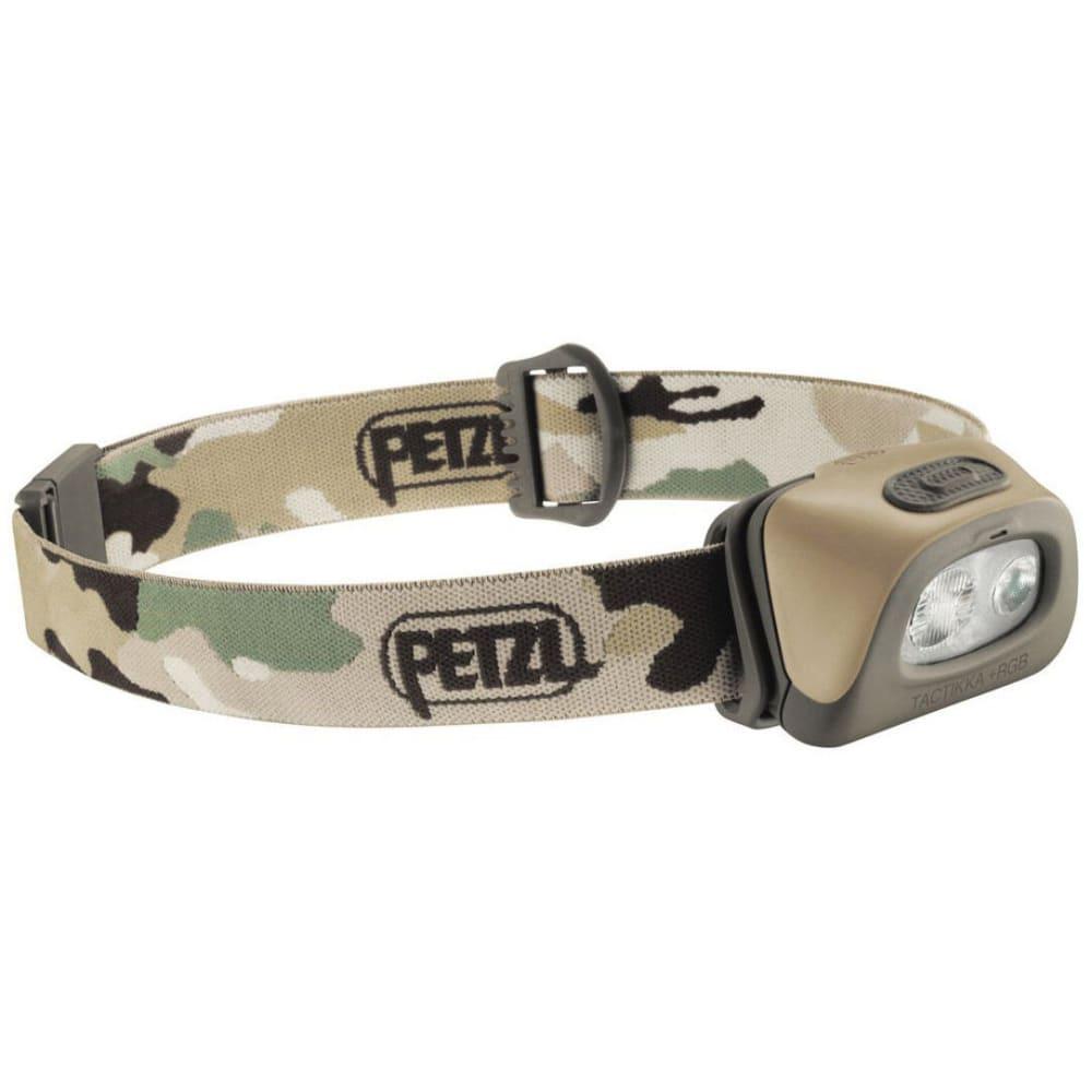 PETZL TACTIKKA® RGB Headlamp - CAMO