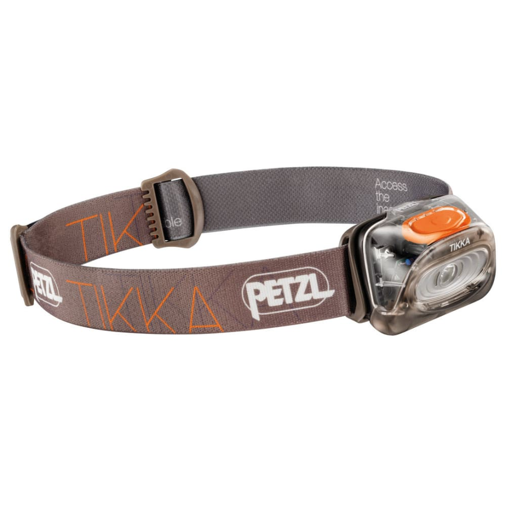 PETZL Tikka Headlamp - BROWN