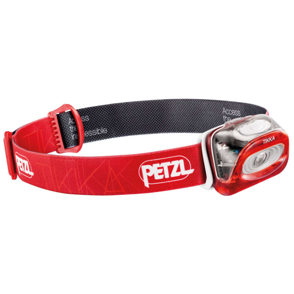 PETZL Tikka Headlamp - RED