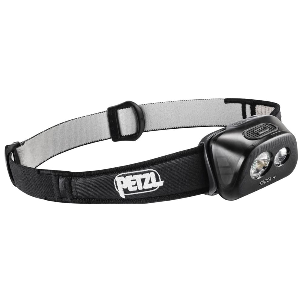 PETZL Tikka+ Headlamp - BLACK