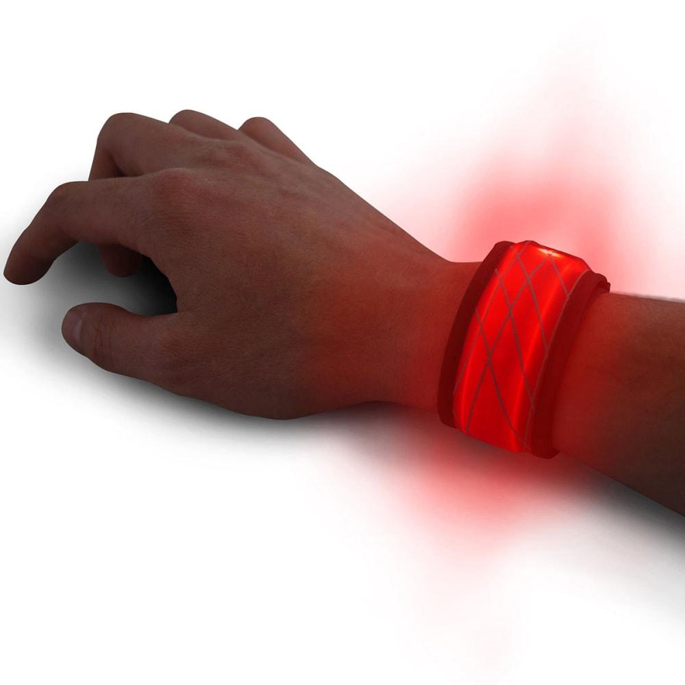 NITE IZE SlapLit LED Strap - RED