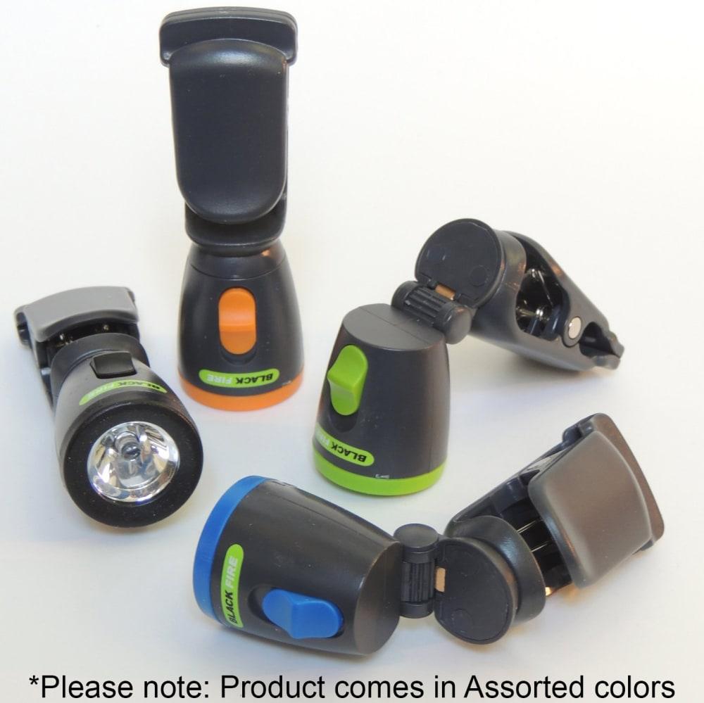 BLACKFIRE Clamplight MINI Lantern - ASSORTED