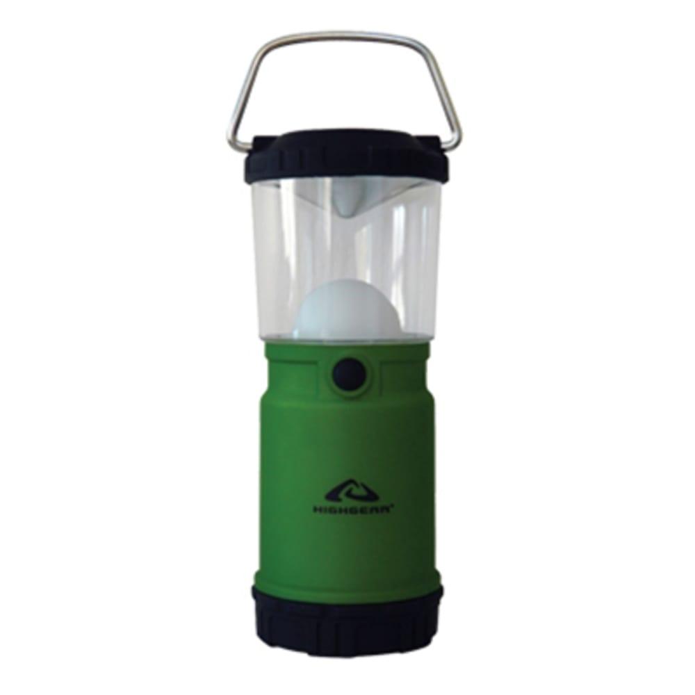 HIGHGEAR TrailLite Mini Lantern - GREEN