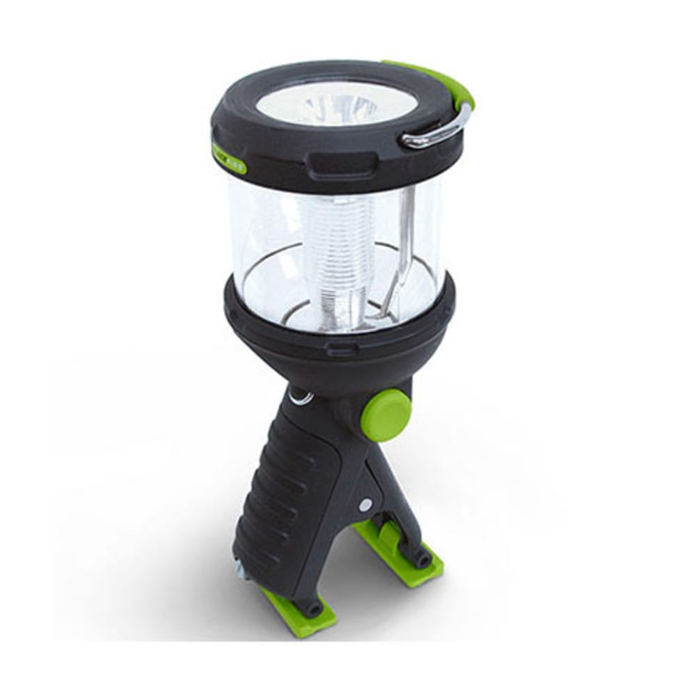 BLACKFIRE Clamplight Lantern - BLACK