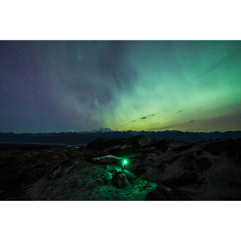 MPOWERD Luci Aura Inflatable Solar Lantern - MULTI