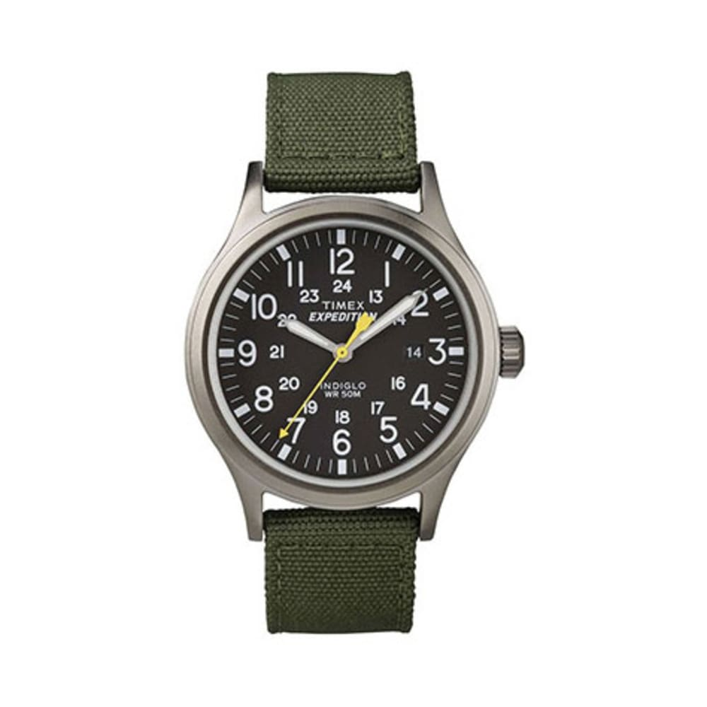 TIMEX Expedition Metal Scout Watch - GREEN