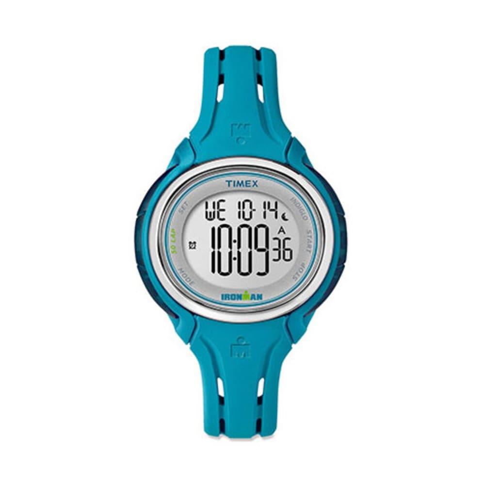 TIMEX Ironman Sleek 50-Lap Mid Size Watch - POOL