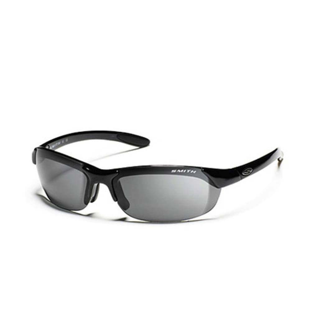 SMITH Parallel Polarized Sunglasses, Color Options - BLACK