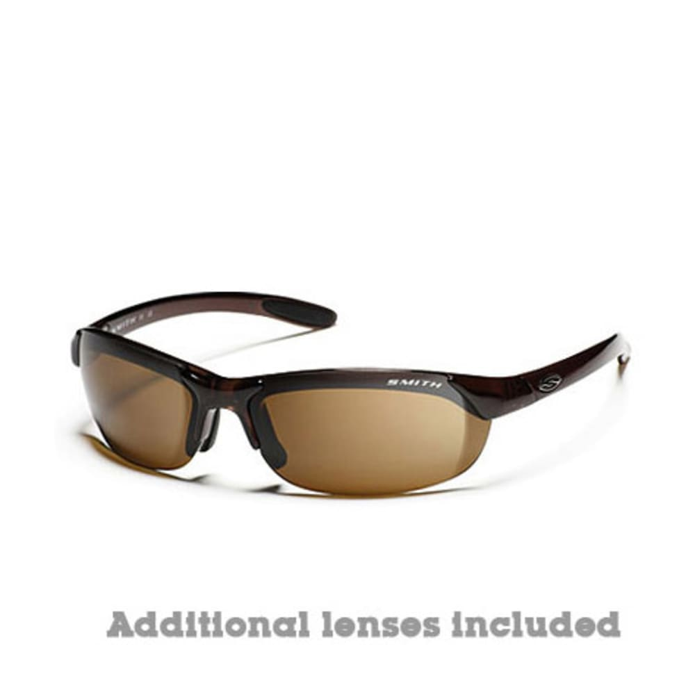 SMITH Parallel Polarized Sunglasses, Color Options - BROWN