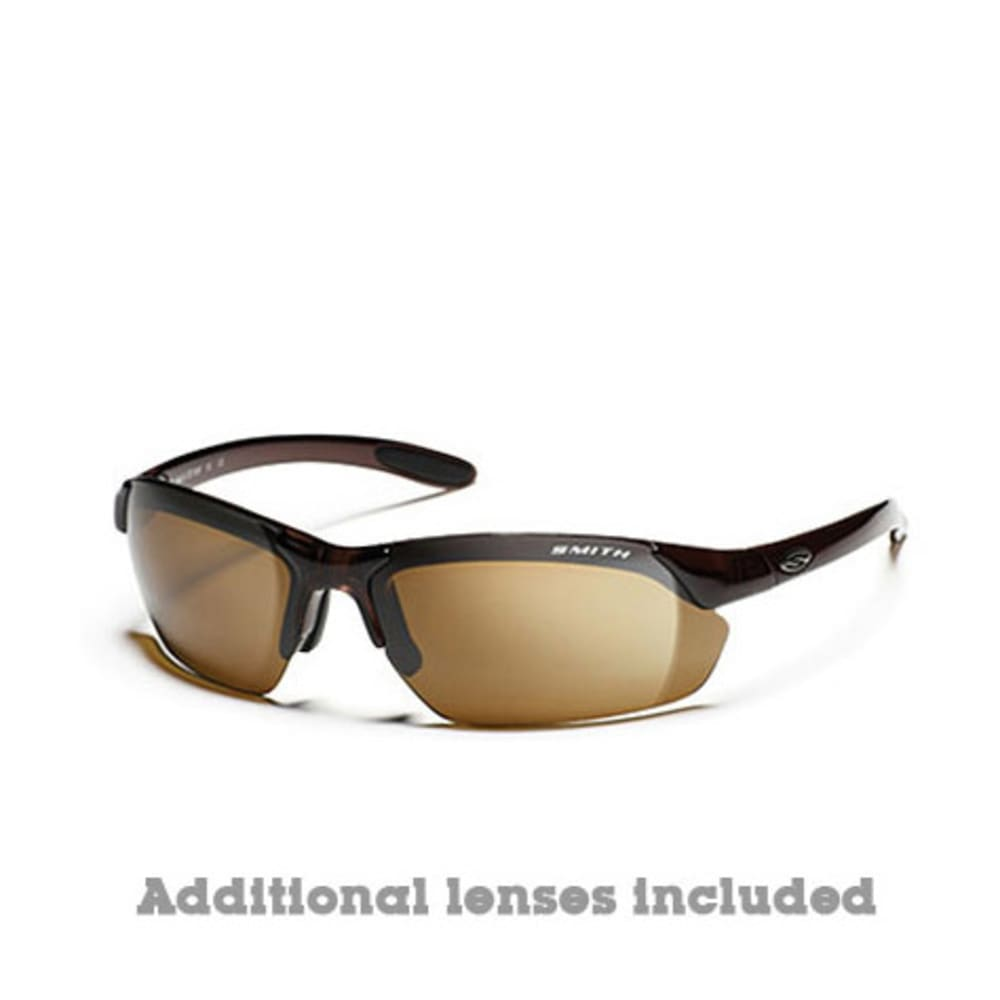 SMITH Parallel Max Polarized Sunglasses - BROWN-PMPPBRBR
