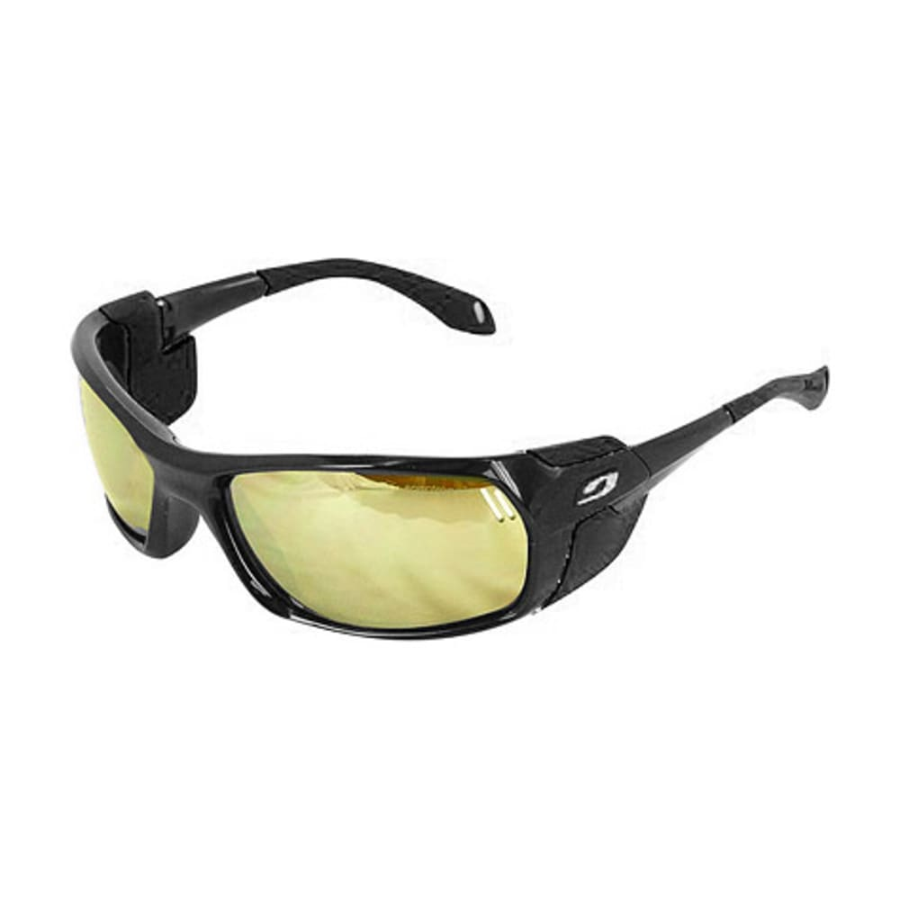 JULBO Bivouak Zebra Photochromic Sunglasses - MATTE BLACK