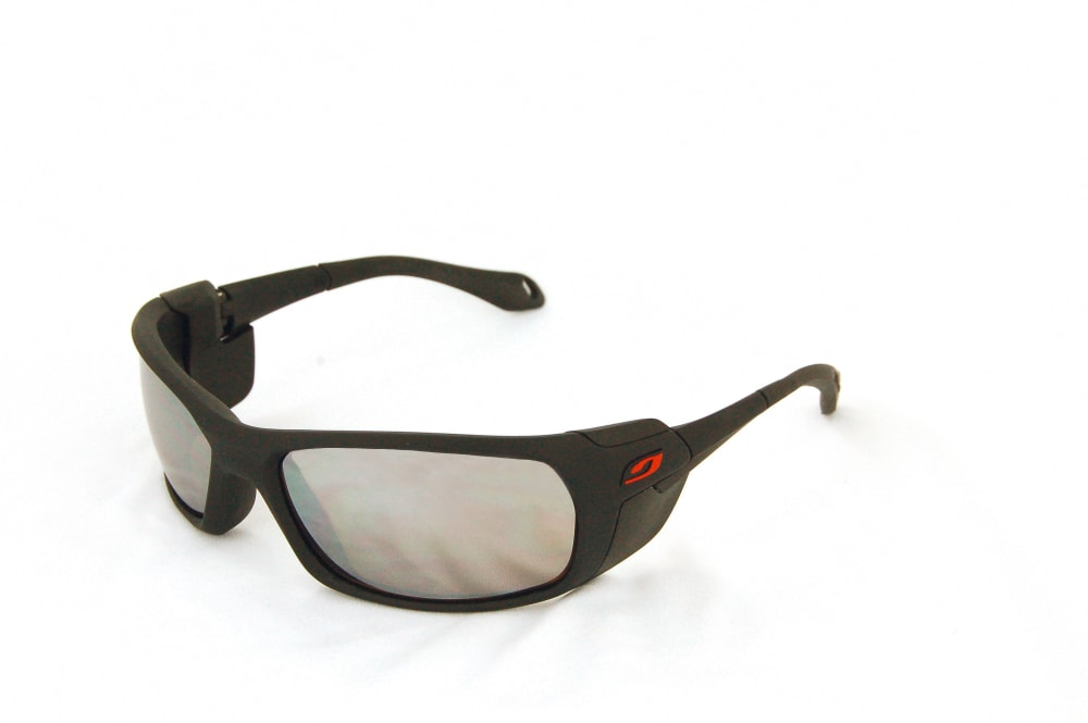 JULBO Bivouak Spectron 4 Sunglasses - MATTE BLACK