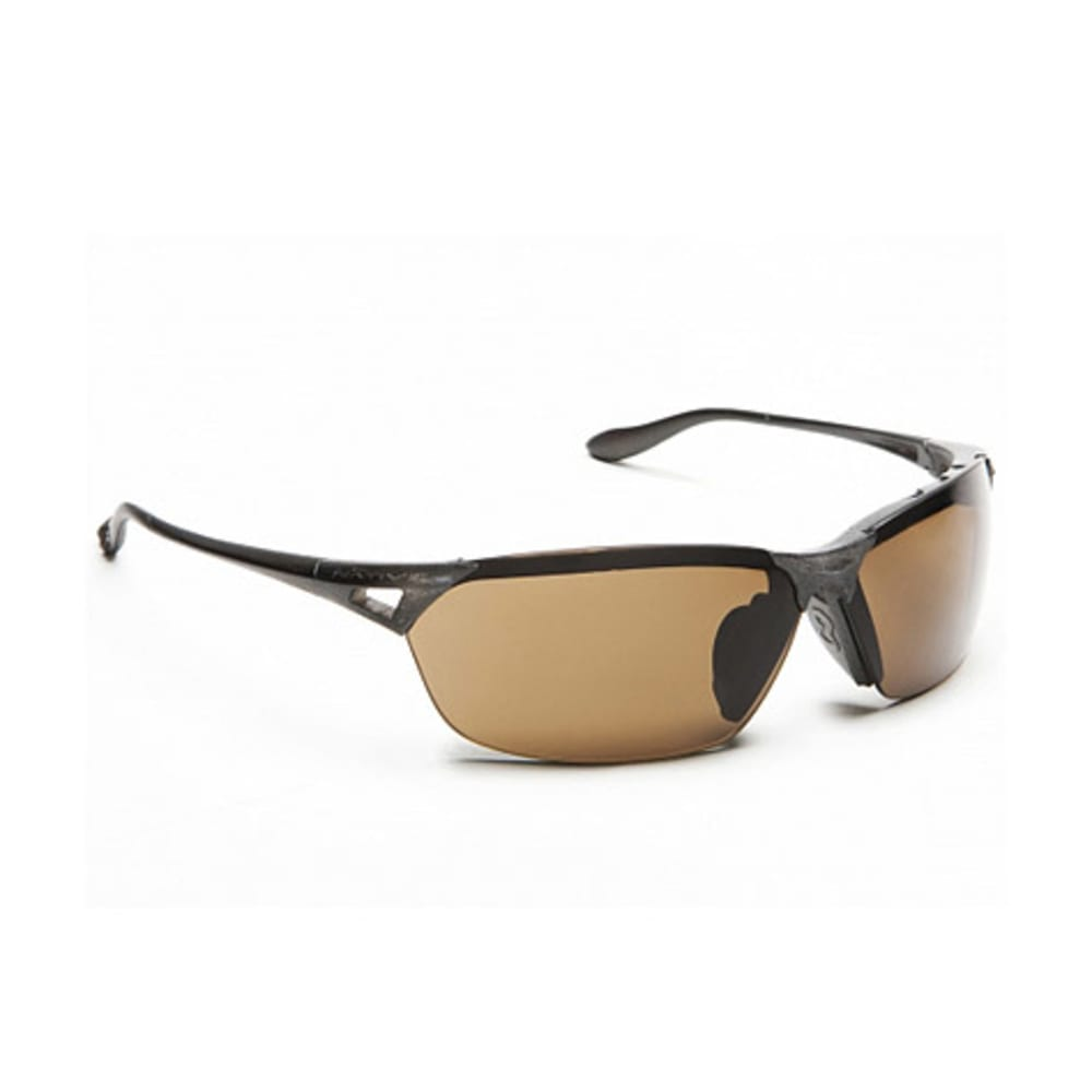 NATIVE EYEWEAR Vigor Reflex Polarized Sunglasses, Asphalt - ASPHALT