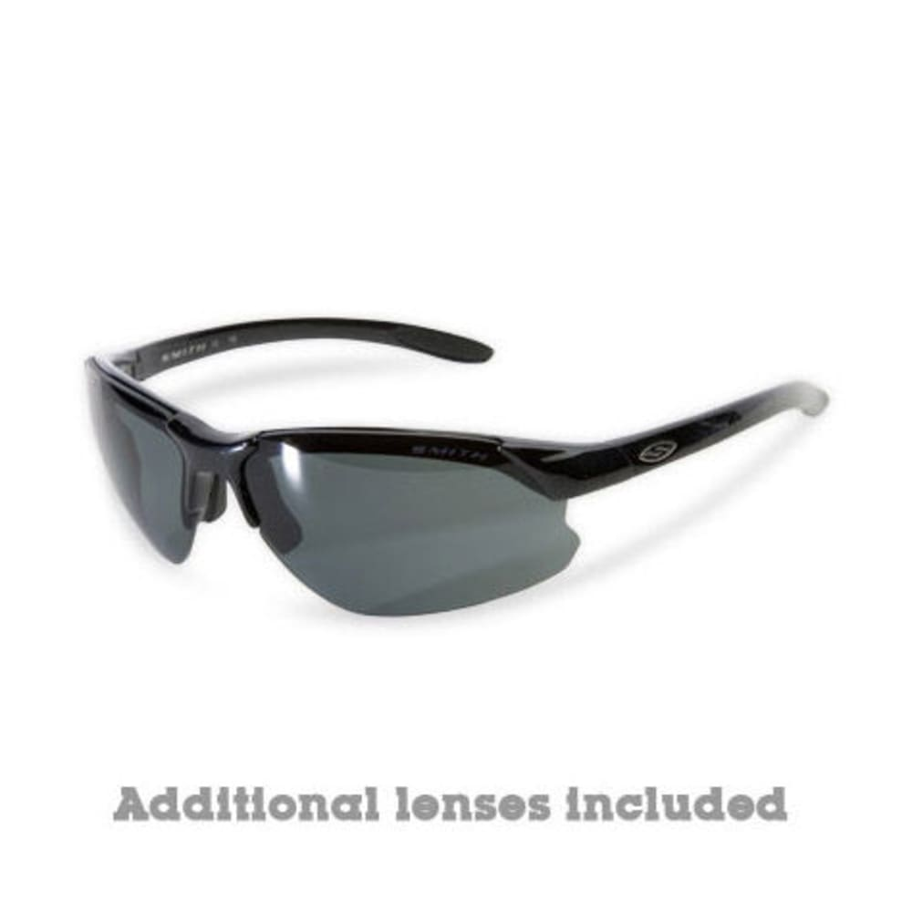 SMITH Parallel D-Max Sunglasses, Black - BLACK