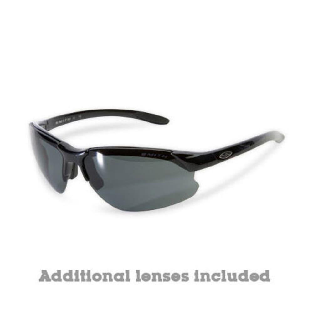 SMITH Parallel D-Max Sunglasses, Black - BLACK