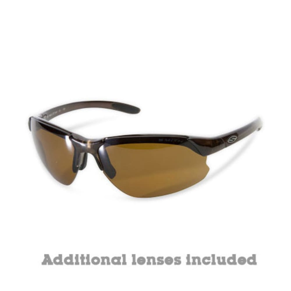SMITH Parallel D-Max Sunglasses, Brown - BROWN