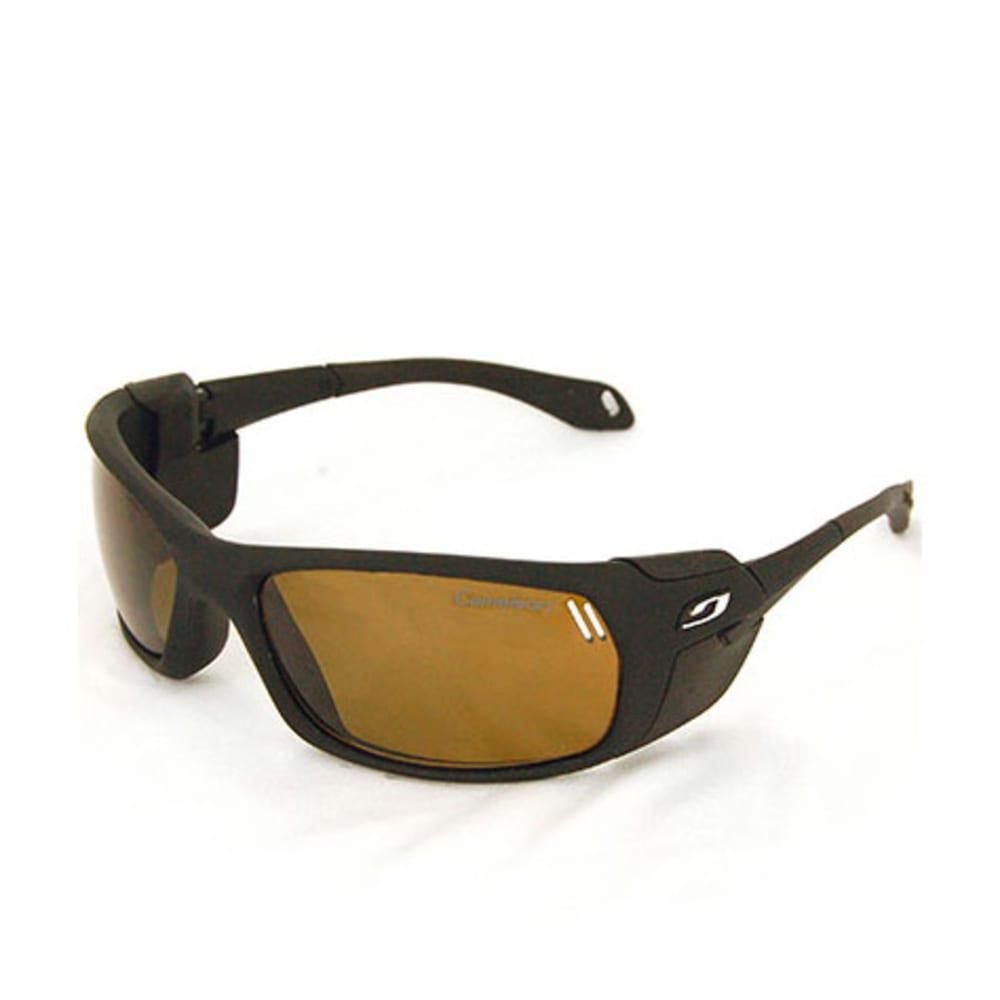 JULBO Bivouak Photochromic Sunglasses, Black - MATTE BLACK