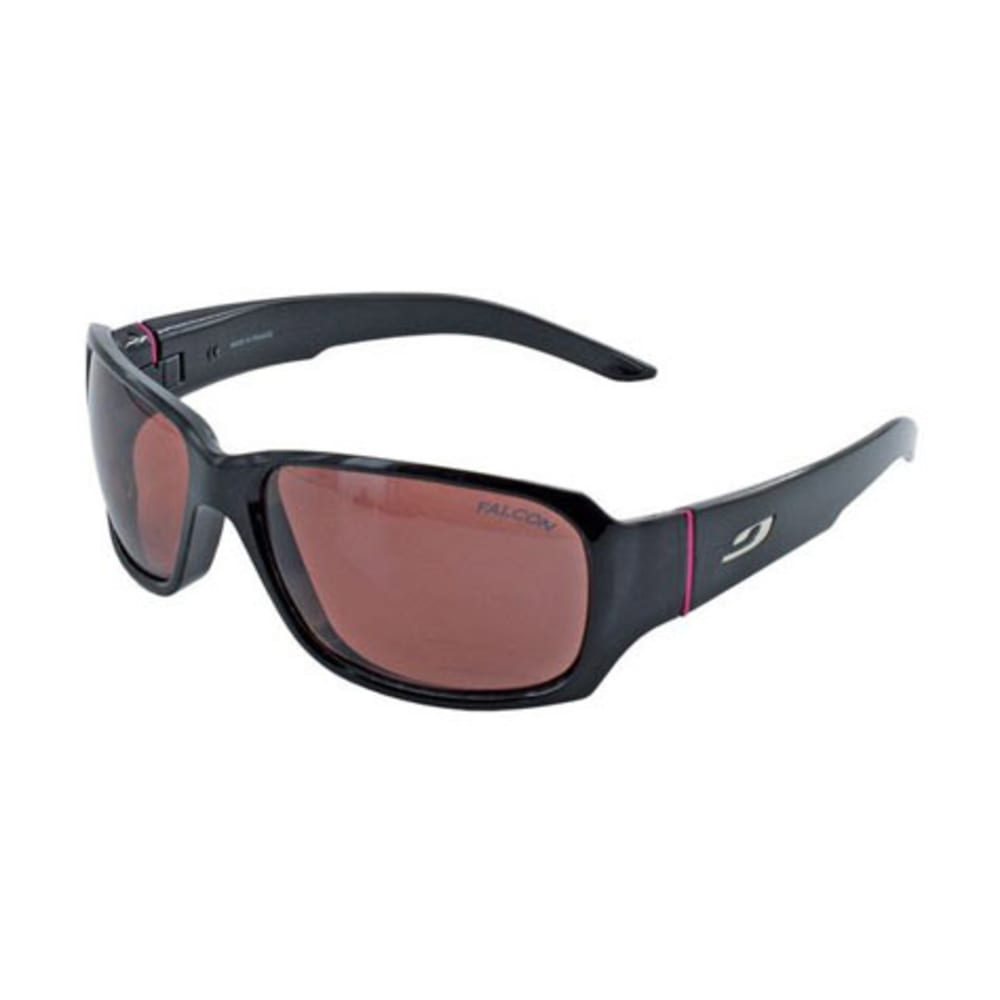 JULBO Women's Alagna Photochromic Sunglasses - BLACK/FUSCHIA PINK