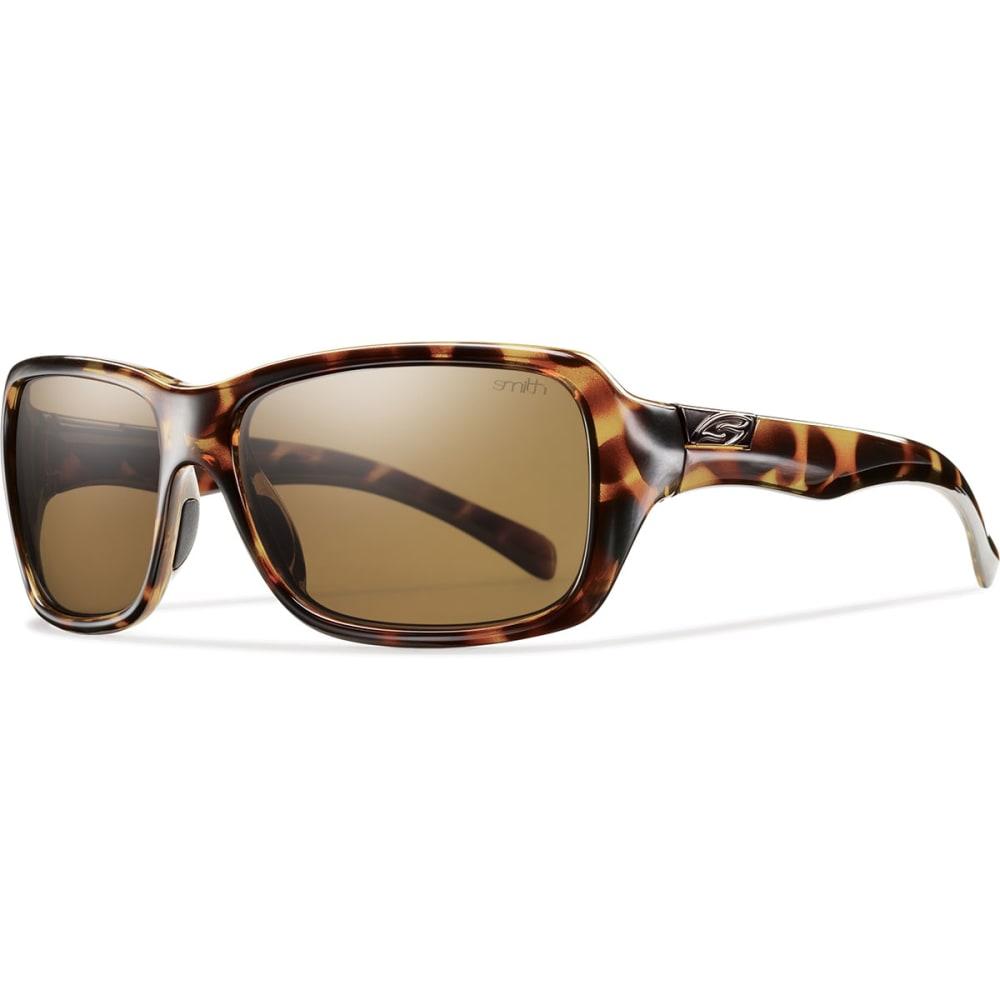 SMITH Women's Brooklyn Polarized Sunglasses - VINTAGE TURQUOISE
