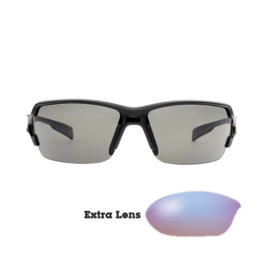 Native Eyewear Blanca Polarized Sunglasses, Iron