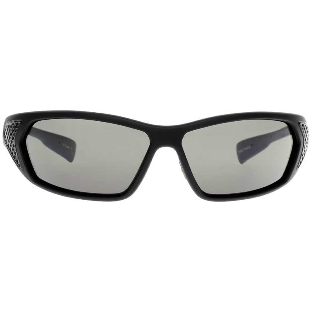 NATIVE EYEWEAR Andes Sunglasses, Matte Black/Gray - MATTE BLACK