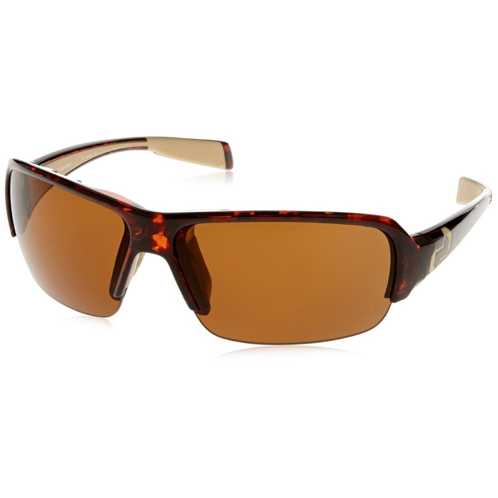 NATIVE EYEWEAR Itso Polarized Sunglasses, Maple Tort - NONE