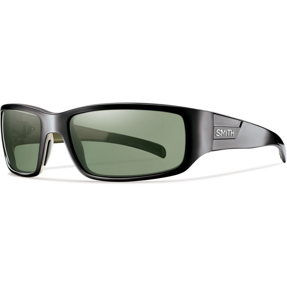SMITH Prospect Sunglasses, Black - BLACK/GREEN