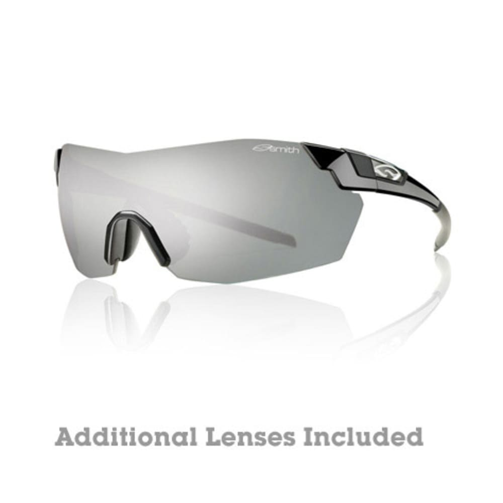 SMITH PivLock V2 Max Sunglasses, Black - NONE
