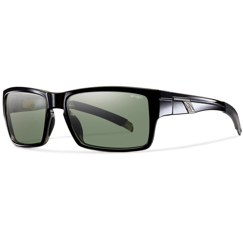 SMITH Outlier Sunglasses - BLACK/GRAY GREEN