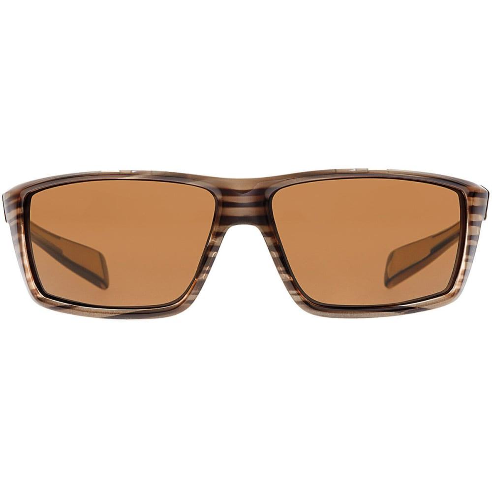 NATIVE EYEWEAR Sidecar Polarized Sunglasses, Wood - WOOD/BROWN