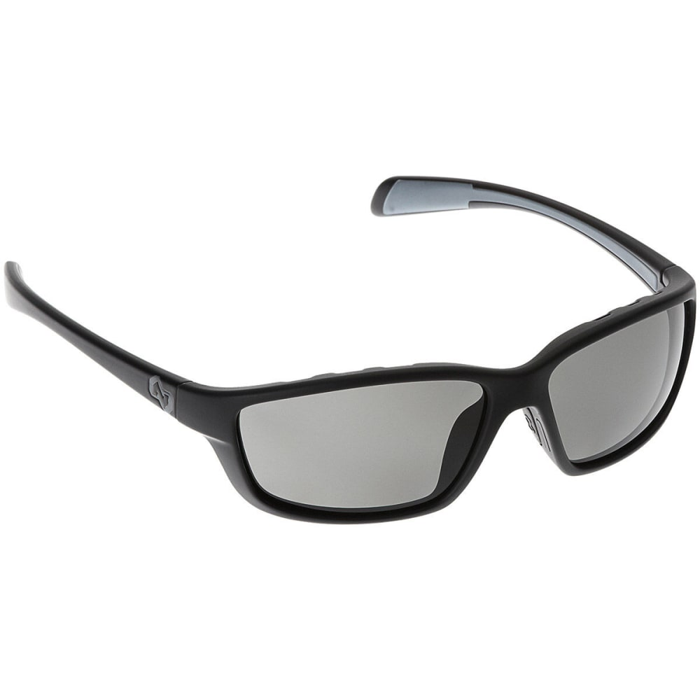 NATIVE EYEWEAR Kodiak Polarized Sunglasses - ASPHALT/IRON/GRAY