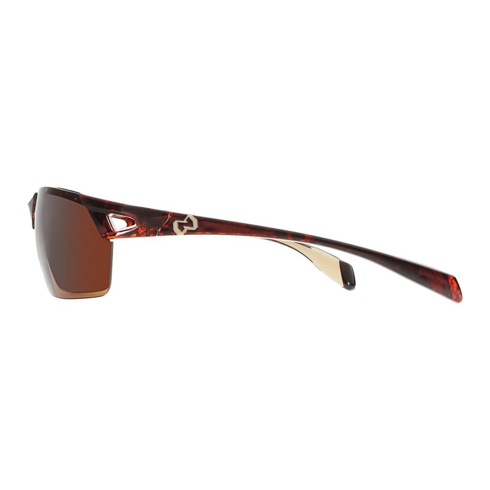 NATIVE EYEWEAR Eastrim Polarized Sunglasses, Maple Tort - MAPLE TORT
