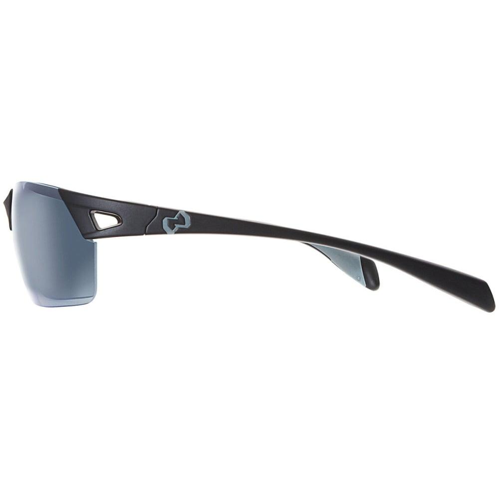 NATIVE EYEWEAR Eastrim Reflex Polarized Sunglasses, Asphalt - ASPHALT/BLUE